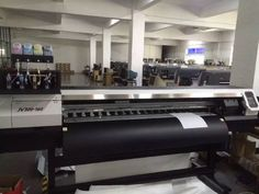 Mimaki Jv300-160 Printer  Eco Solvent or Dye Sublimation The JV300 Series can be configured for either eco solvent printing for sign and graphics applications or for dye-sublimation printing for textile and apparel transfer sublimation applications.  Contact me:  +861875970428 rebeca@feiyuepaper.com