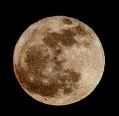 Wolf Moon: February Full Moon