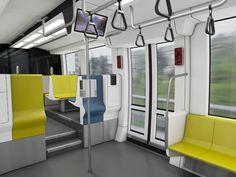 büro+staubach / Straßenbahn Shenyang für CNR Changchun Railway Vehicles Co