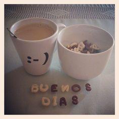 #Buenos #Días #GoodMorning #Breakfast