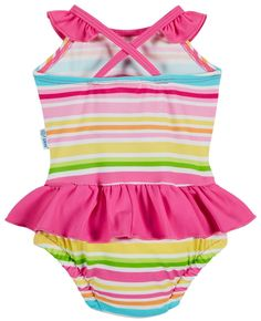 i play Swimsuit With Swim Diaper (Baby/Toddler)