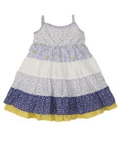 Mothercare Patchwork Dress - dresses & skirts - Mothercare
