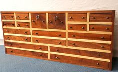 This Gerstner chest variation is a step in that direction. The chest is x x It is made from Sapele and Hard Maple. Diy Garage Storage, Shop Storage, Storage Ideas, Gerstner Tool Chest, Woodworking Bench, Woodworking Projects, Shop Ideas, Diy Ideas, Wood Projects