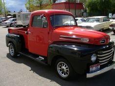 1950 Ford F-1 Truck