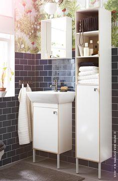 82 best Badkamer images on Pinterest | Bathroom, Ikea and Ikea ikea