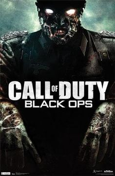 Call of Duty - Black Ops Zombies 22x34 Poster