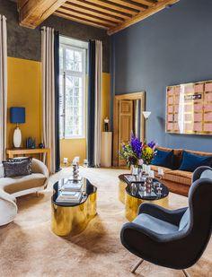 Un hôtel particulier secret rempli d'œuvres d'art à Paris