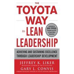 the toyota way to lean leadership .pdf - Google zoeken
