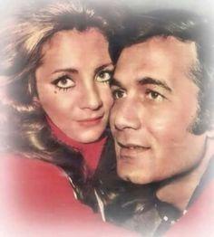 Mahmoud Yassin & wife Shahira (Egyltian actor and actress)