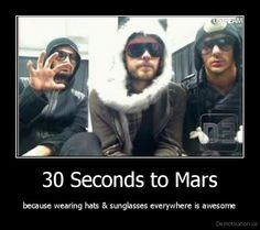 Only I think this is funny b/c of my love for 30STM