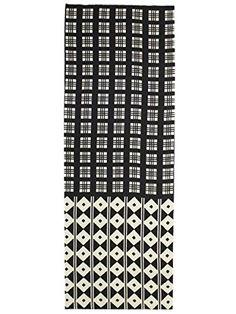 Kugigoshi pattern Tenugui