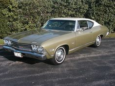 1968 Chevrolet Chevelle Malibu     Our photo blog: http://divinumphoto.com