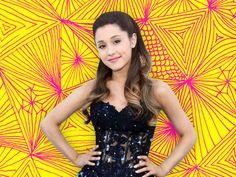 Ariana Grande-pretty dress! #BBMAS