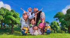 Screencap Gallery for Despicable Me 2 Bluray, Illumination Entertainment). While Gru, the ex-supervillain is adjusting to family life and an attempted honest living in the jam business, a secret Arctic laboratory is stolen. Agnes Despicable Me, Despicable Me 2 Minions, Funny Grumpy Cat Memes, Super Funny Memes, I Wallpaper, Disney Wallpaper, Minion Wallpaper, Gru And Lucy, Illumination Entertainment