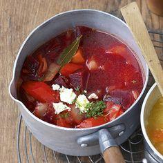 Rote-Bete-Eintopf Rezept | Küchengötter