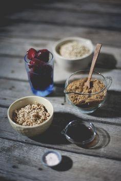 Berry Vanilla Buckwheat Granola : ImmerWachsen.com : by Hannah Mendenhall