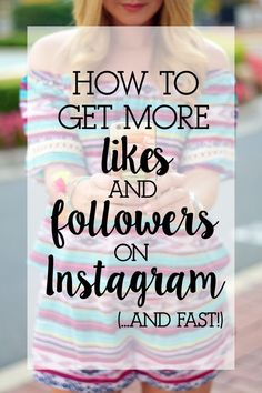 Great tips on how to get more followers and build your Instagram account. #smallbusiness #marketing