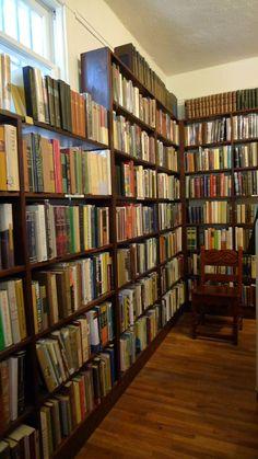 My second-favorite corner of Nick Potter's wonderful Santa Fe institution - Nicholas Potter Books
