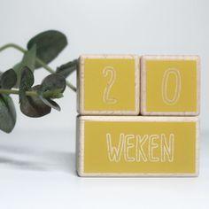 Mijlpaalblokken mini Gift Wrapping, Mini, Gifts, Paper Wrapping, Presents, Wrapping Gifts, Favors, Gift Packaging, Gift