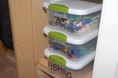 ***Use coupon code PIN10 for 10% off!***Custom Vinyl Storage Labels for by Impressivecreation