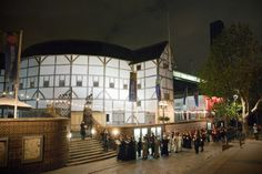 Candle procession from Southwark Cathedral to Sam Wanamaker Playhouse, 2013