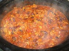 Buffalo Chicken Chili,must try