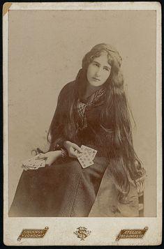 heaveninawildflower:    Madge Macbeth costumed as a gypsy fortune teller / Madge Macbeth déguisée en diseuse de bonne aventure by BiblioArchives / LibraryArchives on Flickr.  Madge Macbeth costumed as a gypsy fortune teller.