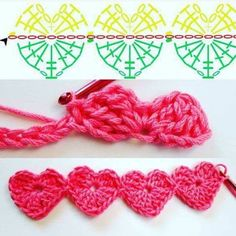 Watch This Video Beauteous Finished Make Crochet Look Like Knitting (the Waistcoat Stitch) Ideas. Amazing Make Crochet Look Like Knitting (the Waistcoat Stitch) Ideas. Crochet Motifs, Crochet Flower Patterns, Crochet Diagram, Crochet Stitches Patterns, Crochet Chart, Crochet Flowers, Free Crochet, Crochet Ideas, Crochet Borders