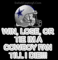 Dallas cowboys Pictures with sayings | Dallas Cowboys graphics and comments