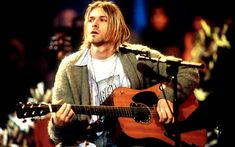 Kurt Cobain Death Today in Lead singer, guitarist, and primary songwriter of Nirvana. Today, his lasting influence is address on social media Grunge Look, 90s Grunge, Grunge Outfits, 90s Fashion Grunge, Grunge Style, Soft Grunge, Frances Bean Cobain, Nirvana Kurt Cobain, Kirk Cobain