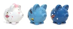 1000 ideas about personalized piggy bank on pinterest Large piggy banks for adults