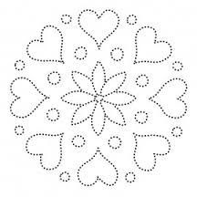 Japanese Sashiko Embroidery Sampler Kits, stars pattern, a simple way to learn this technique of embroidery which very meditative and portable. Candlewicking Patterns, Embroidery Patterns Free, Embroidery Designs, String Art Templates, String Art Patterns, Paper Patterns, Embroidery Cards, Sashiko Embroidery, Flower Embroidery