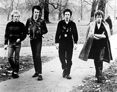 Original Punk Style was born from an identity celebrating ugliness and a tradition of non-identity and class. Enjoying this doc: Filth and the Fury