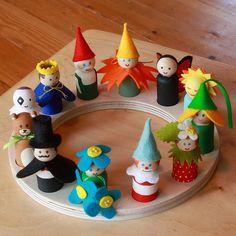 Birthday ring idea
