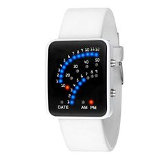 Cheap watch hot, Buy Quality watch quality directly from China watch style Suppliers: Men Watch Women Sport Casual High Quality Women Mens Futuristic Japanese Style Multicolor LED Sport Wrist Watch Hot Sale Sport Watches, Watches For Men, Men's Watches, Cheap Watches, Simple Watches, Casual Watches, Led Watch, Silicone Bracelets, Digital Clocks