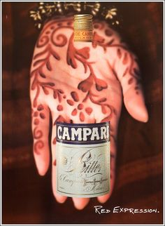 #Campari, Red Expression poster manifesto #vintage #original #drink www.posterimage.it