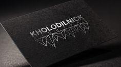 Логотип бара KHOLODILNICK