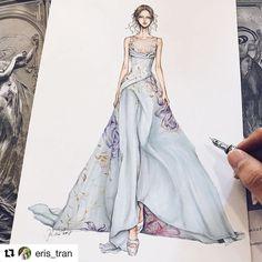 Style, Design & Class | #Repost @eris_tran (@get_repost)  ・・・  #sketch...