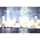 Found it at AllModern - City Scape Graphic Art on Canvas