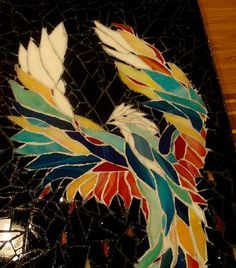Image result for Phoenix mosaic