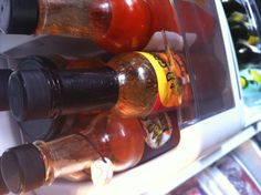 Almost time for a refill Go to www.madgringohotsauce.com