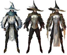 Male Magic Clothing from Mabinogi II: Arena