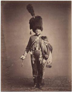 French Waterloo War veteran