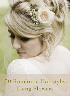 Check out these 50 romantic styles for your wedding day