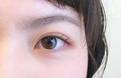 カーキブラウンベースにほんの少し深めのグリーンをmix。ブラウンベースの優しい色味にほんのりカラーmixで、ナチュラルにカラーを楽しむまつ毛に。 Eyelash Extensions, Makeup Ideas, Eyelashes, Eyes, Colors, Lashes, Lash Extensions, Colour