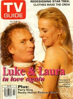 There is no Luke without Laura...No Laura without Luke!!