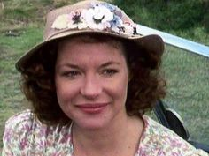 Helen (All Creatures Great and Small) wearing a sweet hat. James Herriot, Creatures, Hats, Tv Series, Boards, Sweet, Collection, Planks, Candy