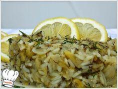 ΠΡΑΣΟΡΥΖΟ!!! | Νόστιμες Συνταγές της Γωγώς