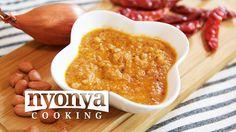 Peanut Sauce | Kuah Kacang (Best Satay/Sate Sauce)