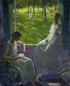 Robert Sivell, Sisters (1927)